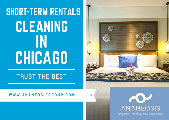Short Term Rentals Chicago >> Short Term Rentals Cleaning Airbnb Vrbo Ananeosis Group